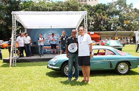Willys Interlagos 1965 – Jorge Lakatos – premiado na categoria Tropicalismo, veículos entre 1961 e 1966