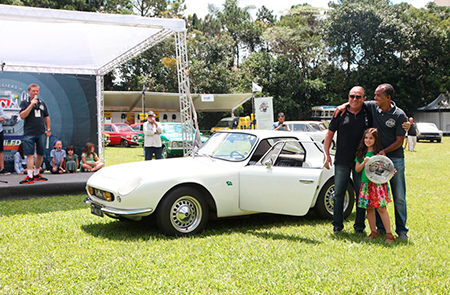DKW Malzoni 1966 – Renato Malcotti – premiado na categoria Tropicalismo, veículos entre 1961 e 1966